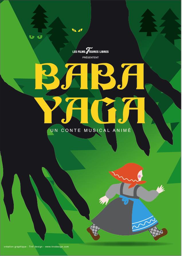 Baba Yaga Affiche